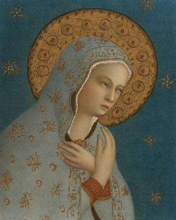 Madonna della Pace, c.1387-1455 by Fra Angelico