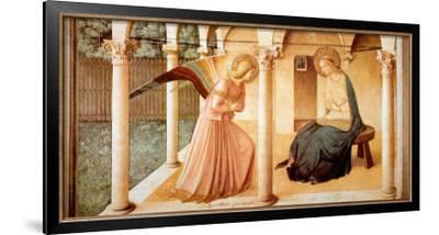 Saint Malet by Fra Angelico