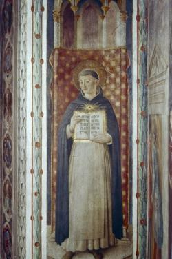 St Thomas Aquinas, Mid 15th Century by Fra Angelico