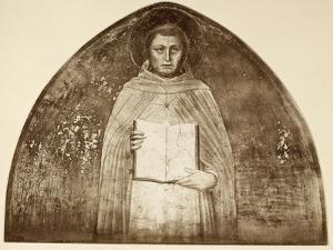St. Thomas Aquinas by Fra Angelico