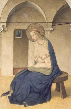 The Annunciation, C.1438-45 by Fra Angelico