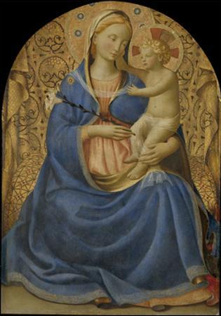 The Virgin of Humility (Madonna Dell' Umilit), C. 1440