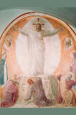 Transfiguration of Christ by Fra Angelico