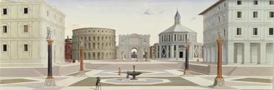 The Ideal City, C.1480 by Fra Carnevale