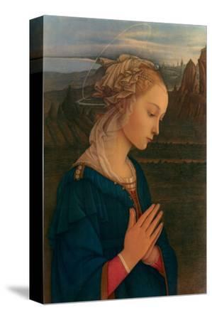 Vergine in Adorazione, c.1406-1469 by Fra Filippo Lippi