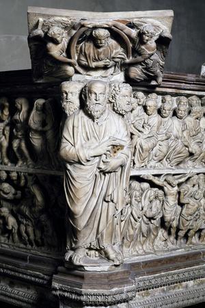 Pulpit, 1270