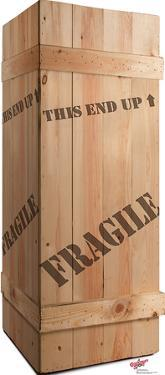 Fragile Leg Lamp Crate - A Christmas Story Lifesize Standup