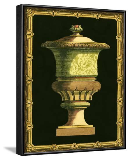 Framed Urn IV--Framed Art Print