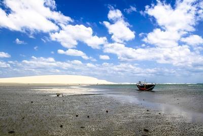 Jericoacoara Beach, Ceara, Brazil