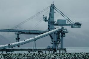 Seward Port, Alaska by Fran?oise Gaujour