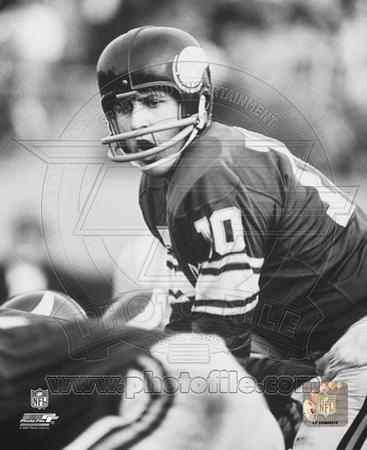 Fran Tarkenton - Action