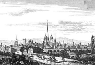 France, Dijon, 1835