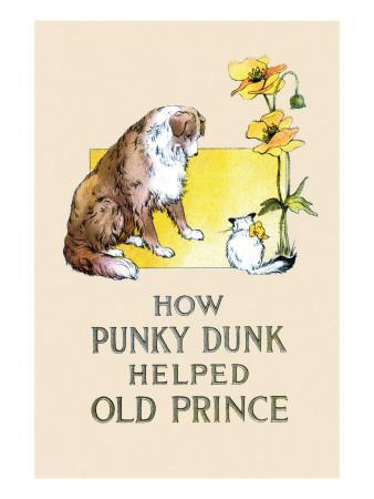 How Punky Dunk Helped Old Prince