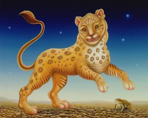 Panther, 2004 by Frances Broomfield