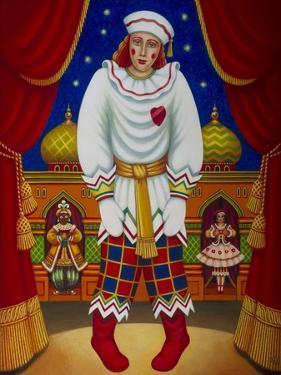 Petrushka, 2011 by Frances Broomfield