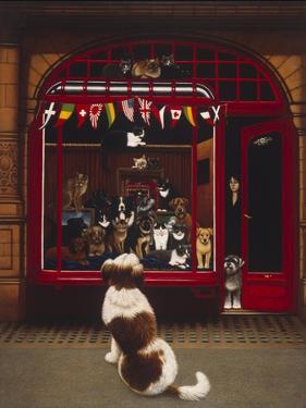 Portal Pet Show, 1993 by Frances Broomfield