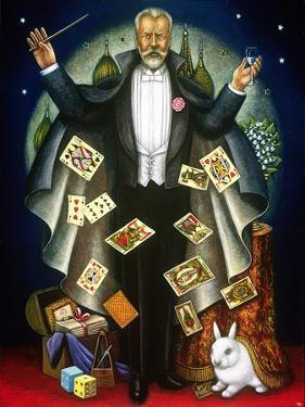 Tchaikovsky (1840-93) 2004 by Frances Broomfield