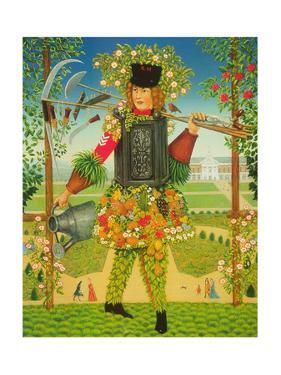 The Chelsea Gardener, 1995 by Frances Broomfield
