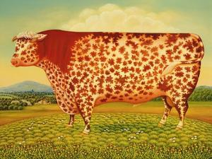 The Great Bull, 1998 by Frances Broomfield