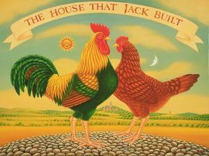 The House That Jack Built, 1996 by Frances Broomfield