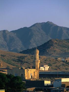 Mosque of Nakfa Exterior, Nakfa, Eritrea by Frances Linzee Gordon