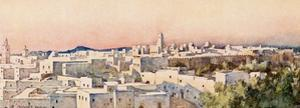 Tunisia, Kairouan 1912 by Frances Nesbitt