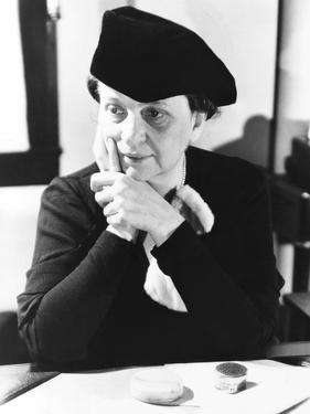Frances Perkins, Secretary of Labor During the Franklin Roosevelt Administration