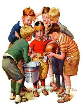 """You Can Be the Water Boy!,""November 27, 1937 by Frances Tipton Hunter"