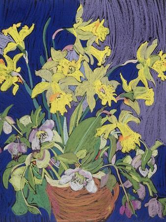 Daffodils with Jug