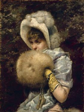 Winter 1882 by Francesc Masriera