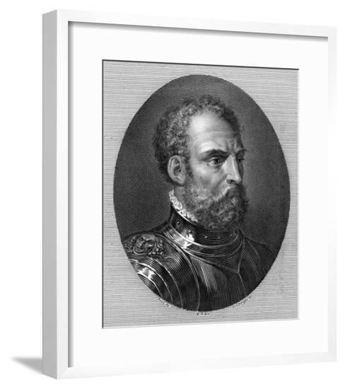 Francesco de Marchi--Framed Giclee Print