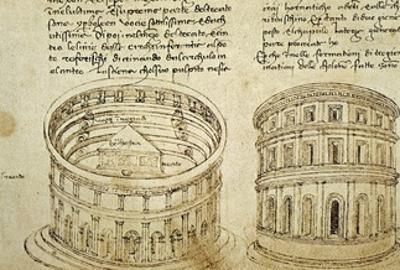 Roman Theatre, Illustration