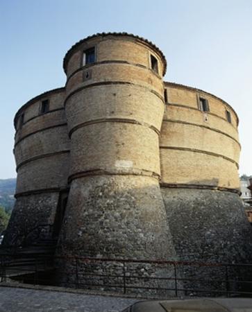 Ubaldinesca Fortress of Sassocorvaro