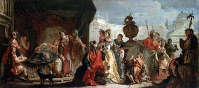 Antiochus and Stratonice, 18th Century