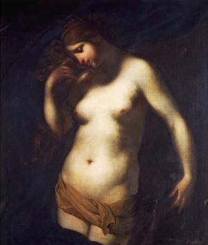Andromeda by Francesco Furini