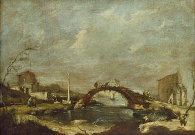 Capriccio Landscape