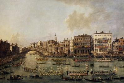 Regatta on the Grand Canal