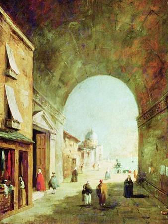 View of a Venetian Street
