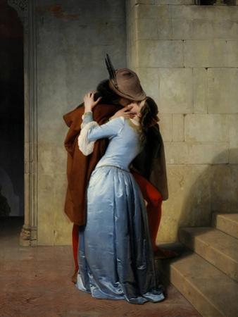 The Kiss by Francesco Hayez