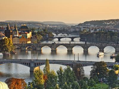 Europe, Czech Republic, Central Bohemia Region, Prague by Francesco Iacobelli