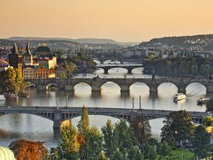 Europe, Czech Republic, Central Bohemia Region, Prague by Francesco Iacobelli