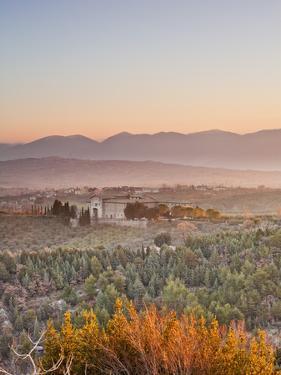 Italy, Umbria, Perugia District, Giano Dell'Umbria, Abbey of San Felice by Francesco Iacobelli
