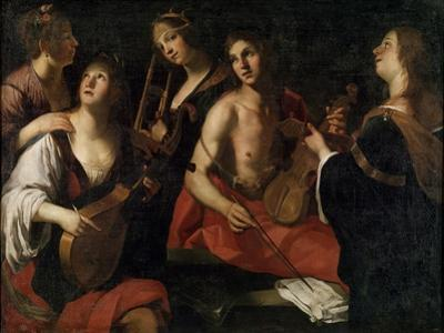 Concert, Late 16th or Early 17th Century