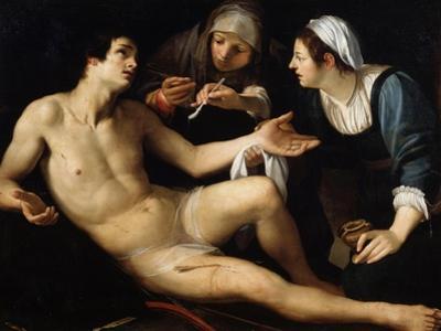 Saint Sebastian, Late 16th or Early 17th Century