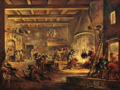 Pillaging Kitchen