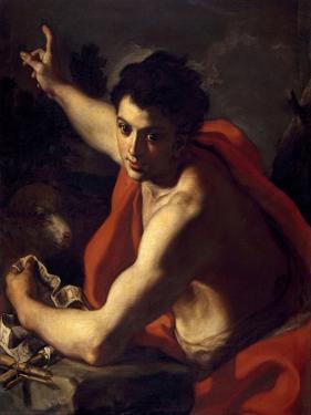 Saint John the Baptist, Ca. 1730 by Francesco Solimena