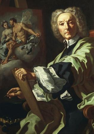 Self-Portrait, 1715
