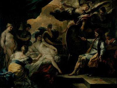 Zeuxis and the Maidens of Croton