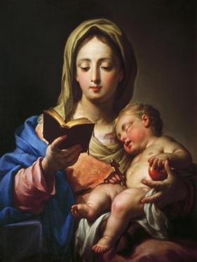 Madonna with Child by Francesco Trevisani