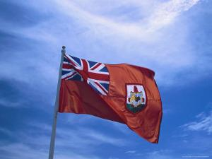 The Bermuda Flag by Francie Manning